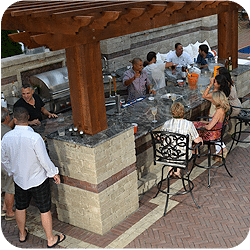 Strictly Stone Strictly Stone Chicago Outdoor Kitchens Outdoor