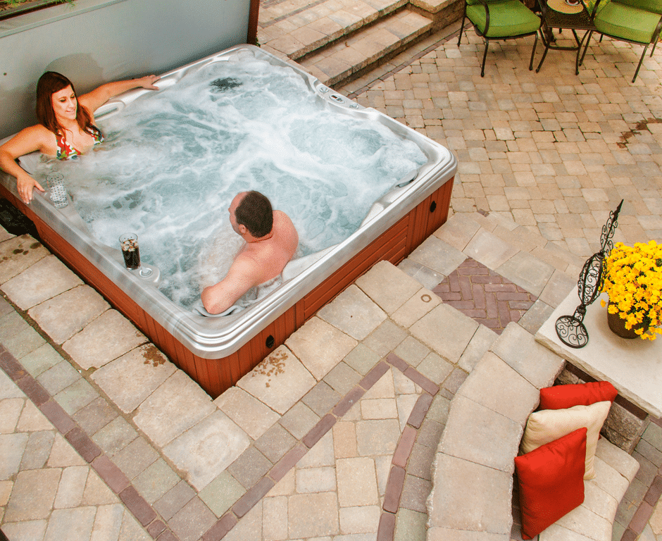 port-hot-tub