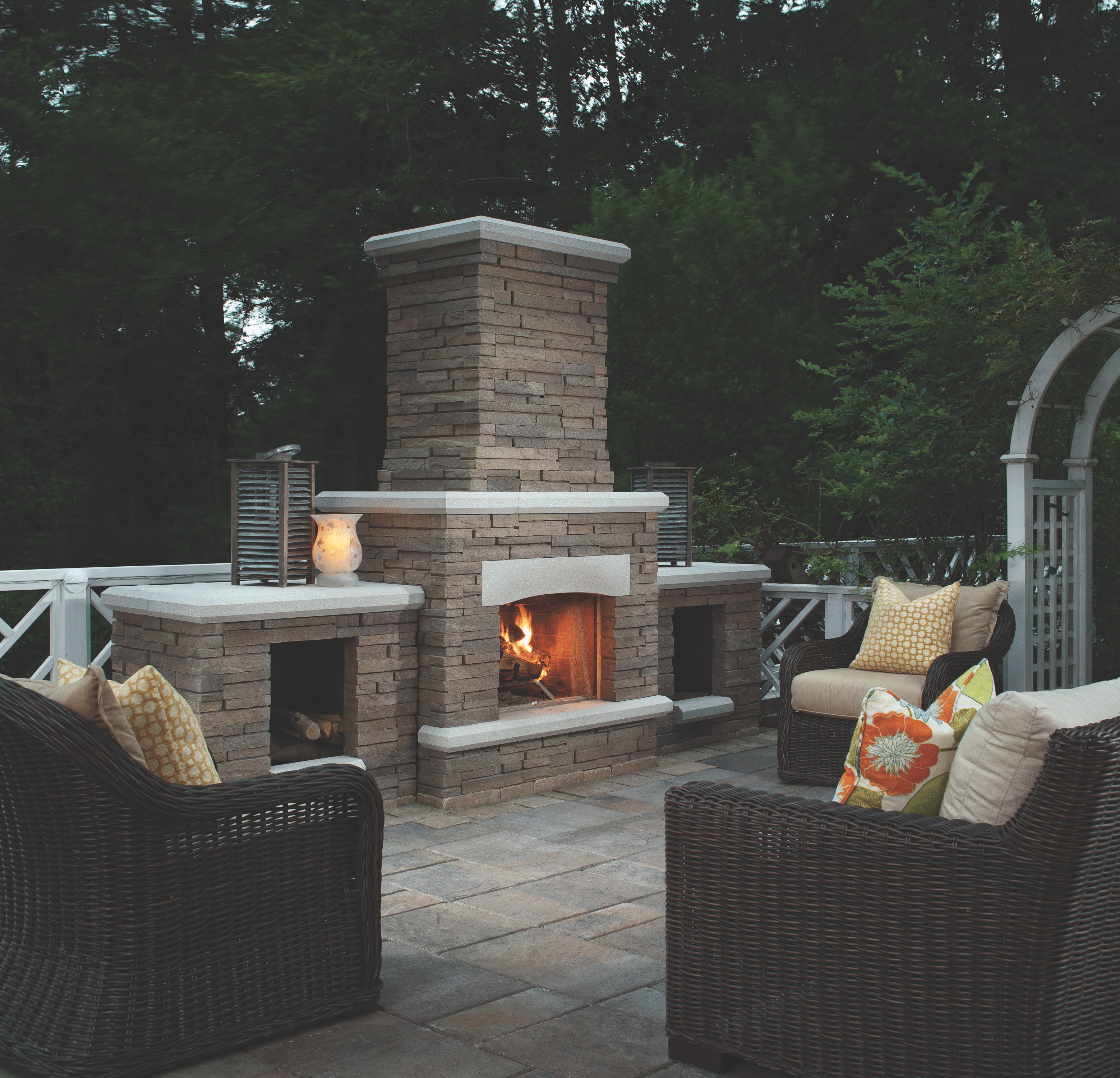 strictly stoneimprove your lifestyle with these backyard upgrades