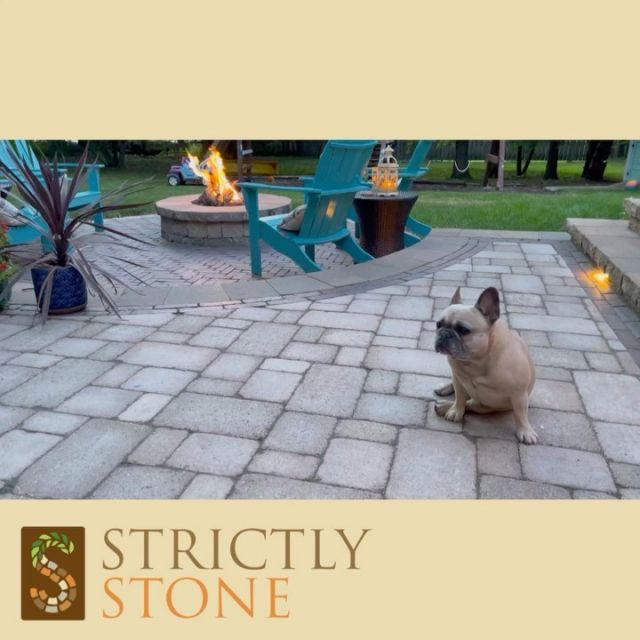 Natural gas fire pits can add a new level of enjoyment to your outdoor living space. #strictlystone #unilock #brickpatio #outdoorliving #outdoorlivingspace #grayslake #gasfirepit #paverenvy Music: Breathe slow Musician: Rook1e