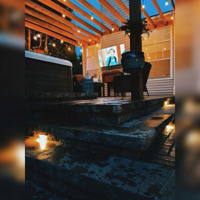 Outdoor Living Rooms by Strictly Stone. Who wants to be indoors? Not me! #strictlystone #unilock #paverenvy #gasfirepit #outdoorlivingspace #brickpatio #paverpatio #outdoorlivingroom Music: Intro Musician: Jeff Kaale